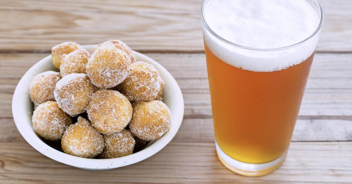 6 dolci fritti tipici e gli stili di birra in abbinamento