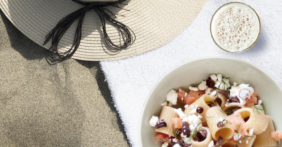 4 piatti estivi oltre alla classica insalata di riso e le birre da abbinare
