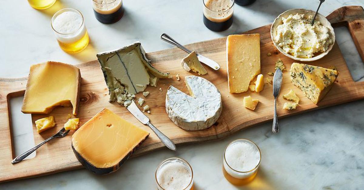Stili di birra da abbinare ai formaggi