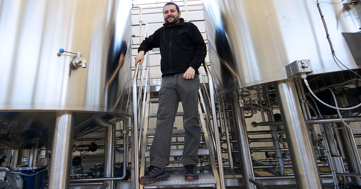 Intervista a Marco Valeriani del birrificio Hammer