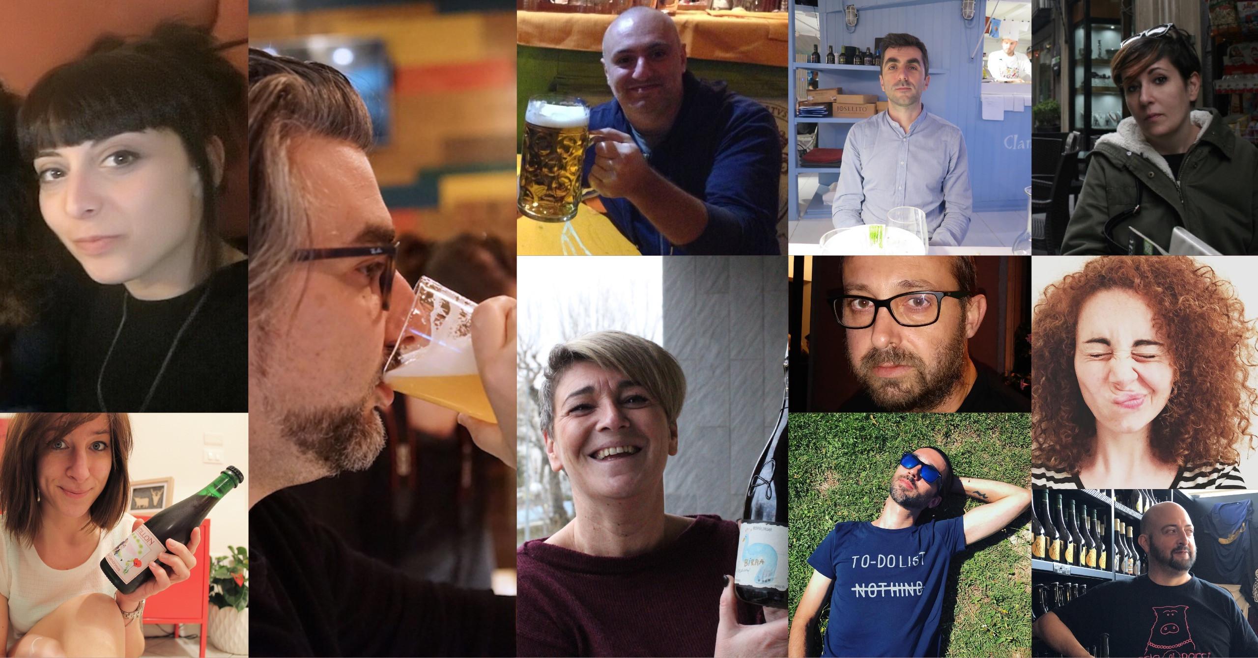Sesto compleanno di Cantina Della Birra, il nostro staff si racconta