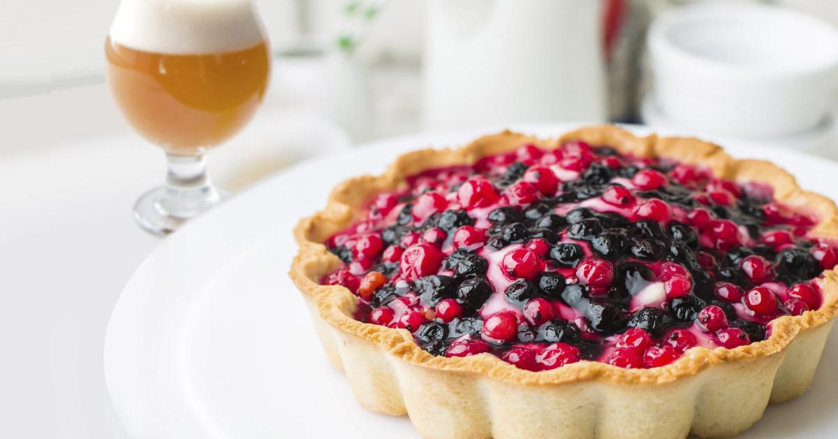 Le nostre 6 Torte preferite e gli stili di birra da abbinare