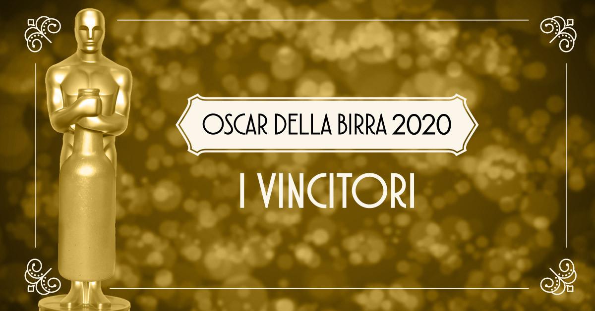 I vincitori degli Oscar della Birra 2020