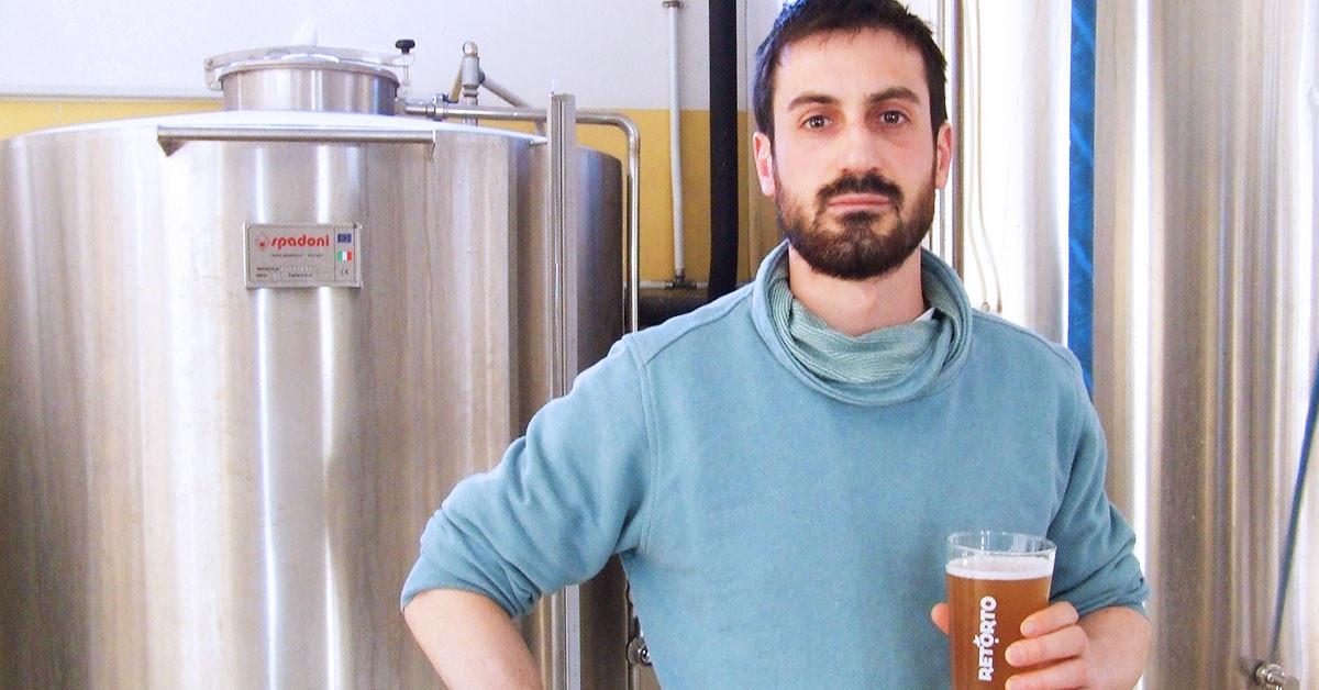 Intervista a Marcello Ceresa del birrificio Retorto