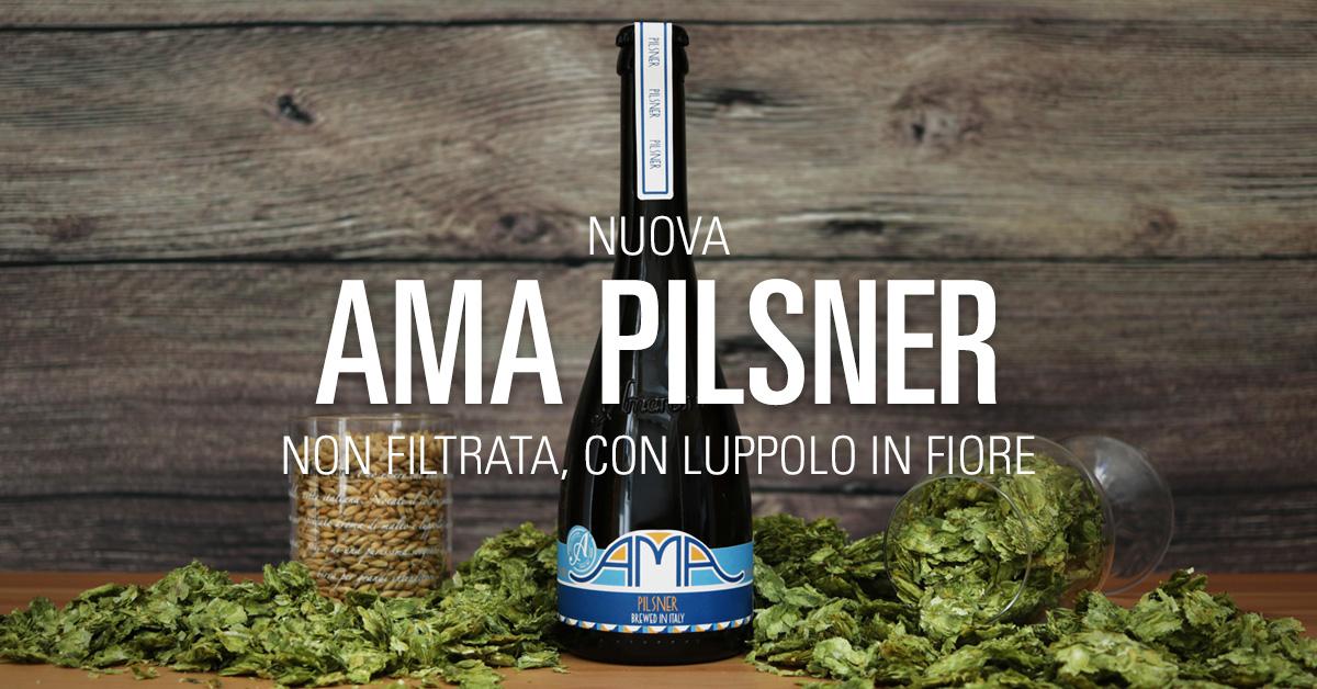Nuova AMA Pilsner
