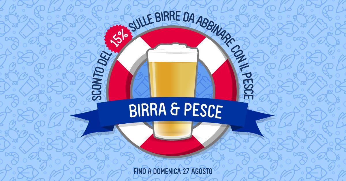 Birra & Pesce