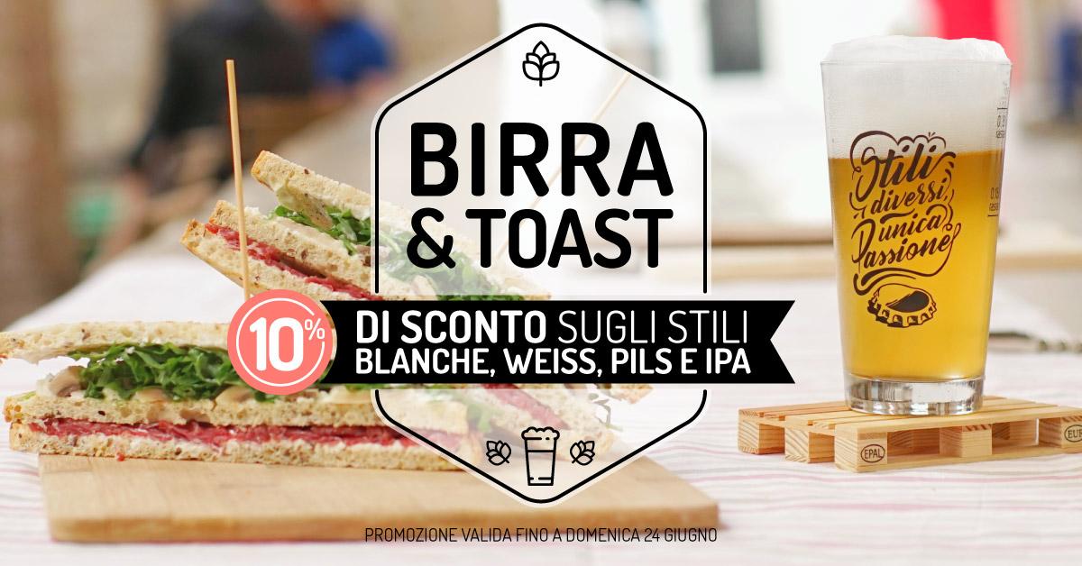 Birra e Toast
