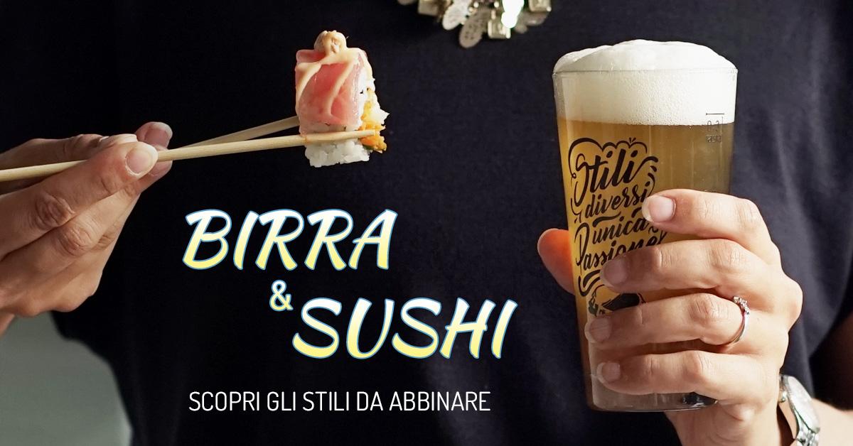 Birra e Sushi