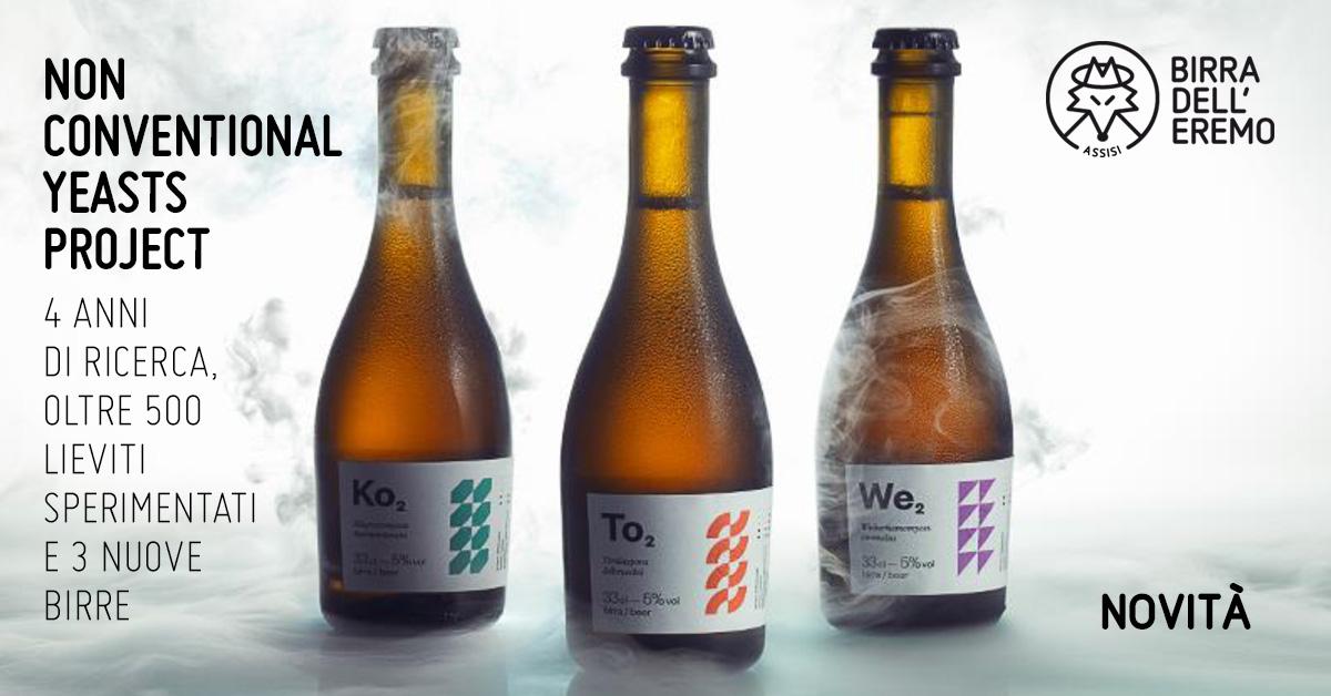 Novità: Birra dell'Eremo