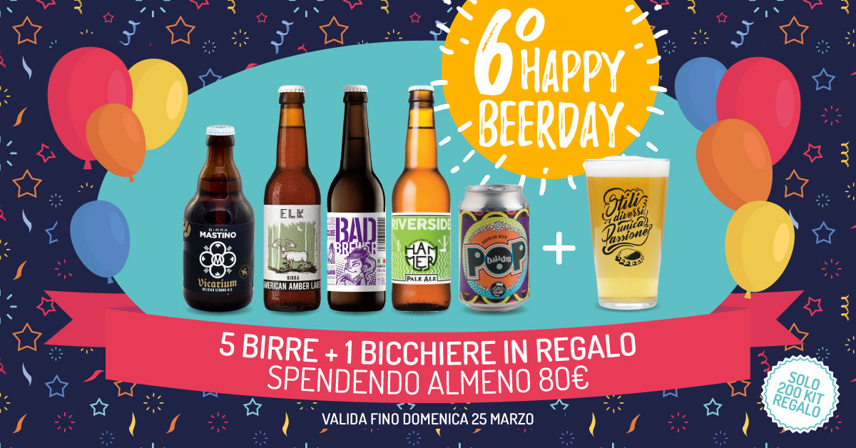 Happy Beerday 2018