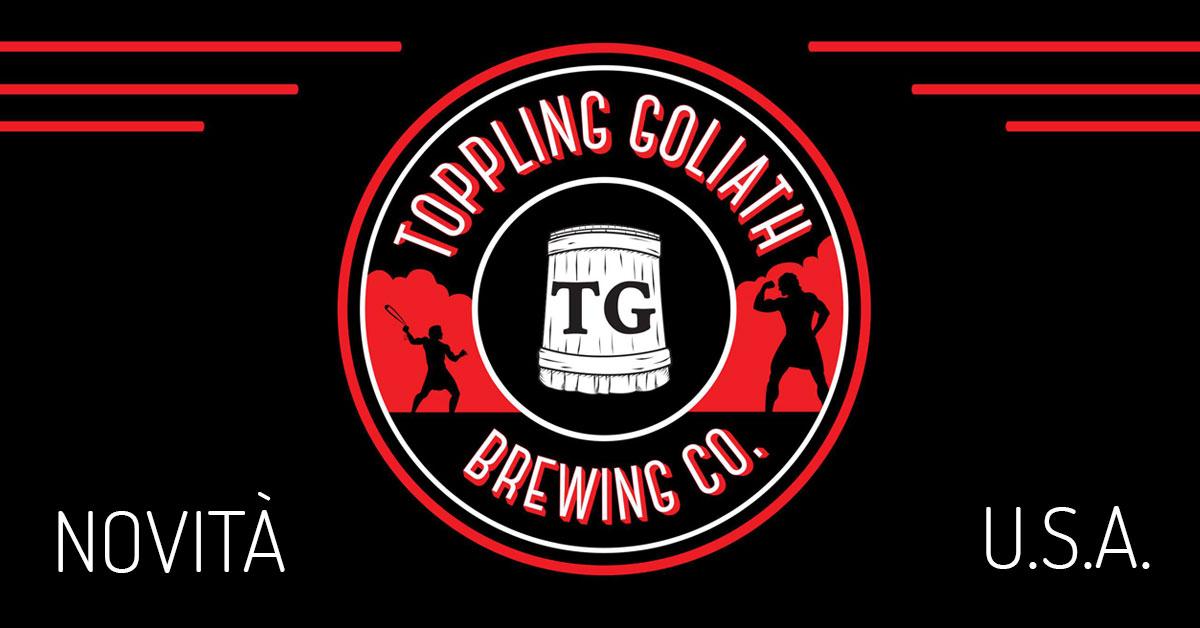 Novità: Toppling Goliath