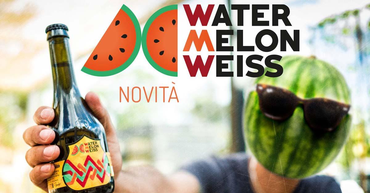 Novità: Watermelon Weiss